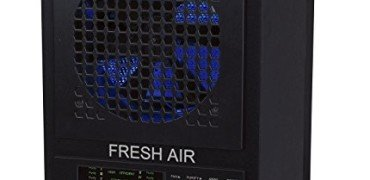 Air Purifier 5-in-1 Air Cleaning System with Uv-c, Ionizer, PCO Filtration, Ozone Power, and Odor Reduction Fresh Air